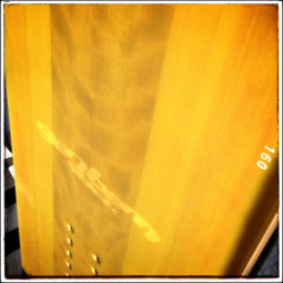Bookmatched WoodCore